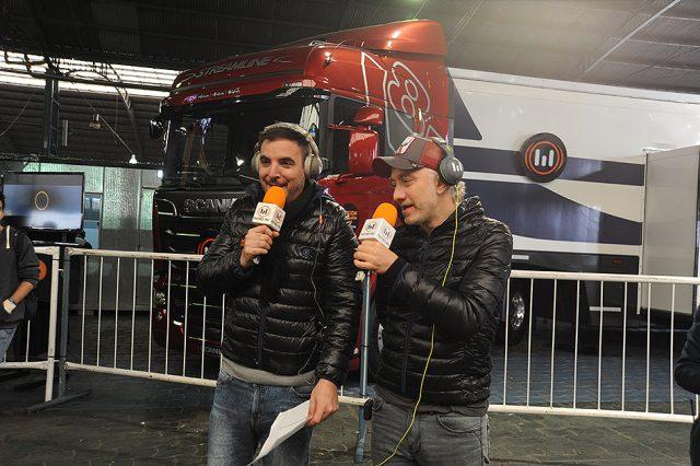 Scania en Misión Solidaria de Radio Metro_01